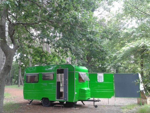 Exploration du vieux camping (Surzur 56)